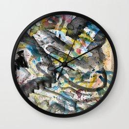cathartic Wall Clock