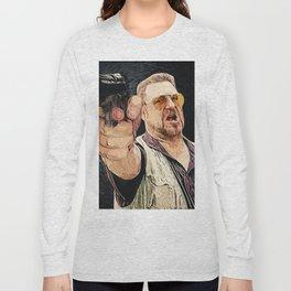 Walter Sobchak Long Sleeve T-shirt
