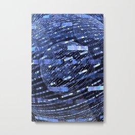 flock-247-11988 Metal Print