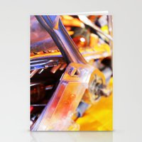 tool Stationery Cards featuring Tool Box by AlyssasMangos
