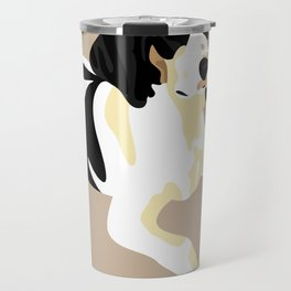 Allie Houndra Travel Mug