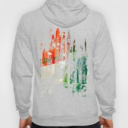 City Aflame and Drowning Hoody