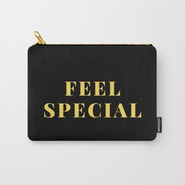feel special Carry-All Pouch