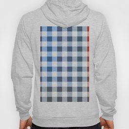 Colorful Checker 04 Hoody