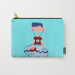 Cloud Music Carry-All Pouch