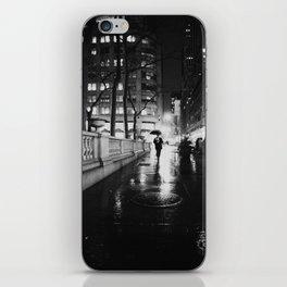 New York City Noir iPhone Skin
