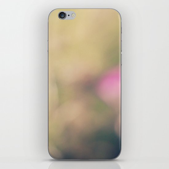Lensbaby Flower  iPhone & iPod Skin