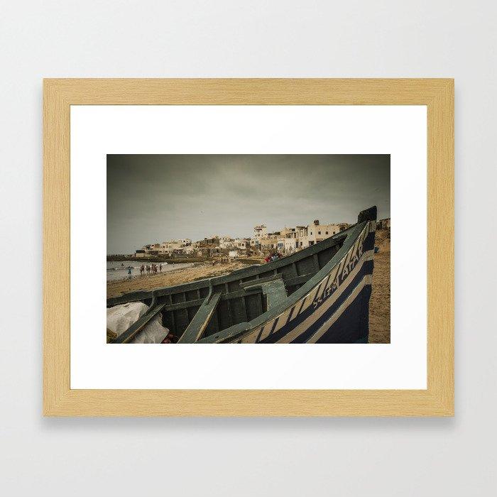 Morocco II Framed Art Print