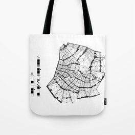 War of the Classifcations Tote Bag