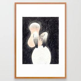 Riding Form Framed Art Print