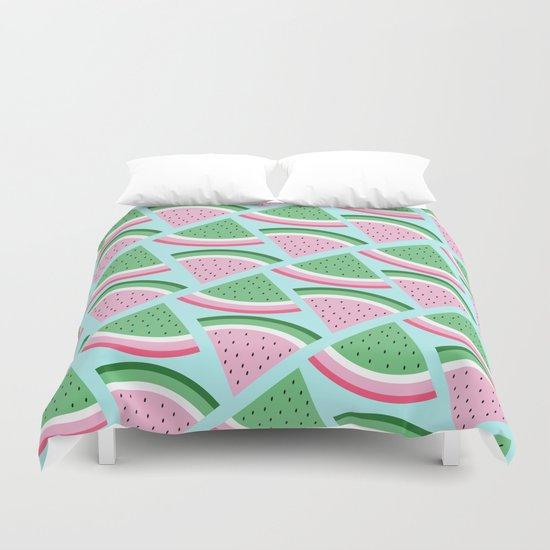 FreshWatermelon Duvet Cover