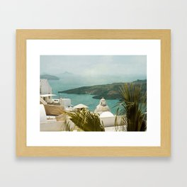 Island View Framed Art Print