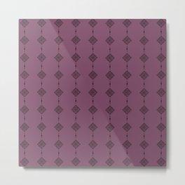 Cubus Metal Print