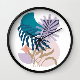 Risk and Nature Wall Clock
