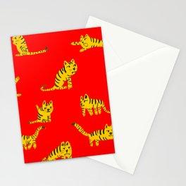 Tigrrrrs Stationery Cards