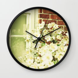Beauty in an Ordinary Day Wall Clock