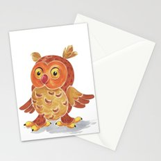 Nighty Owl  Stationery Cards
