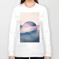 sleep Long Sleeve T-shirts featuring sleep. by Monika Traikov