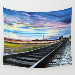 Delta Blues Wall Tapestry