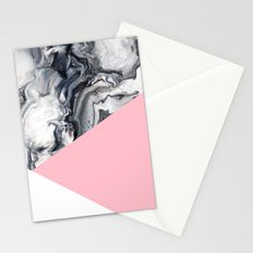 Marble Charmini Stationery Cards