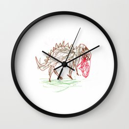 what's for lunch today? Wall Clock