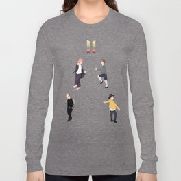 BTS Vocal Line Long Sleeve T-shirt
