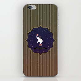 The Moonlight Parade-Elephant iPhone Skin