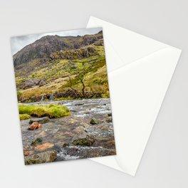 Llanberis Pass Snowdonia Stationery Cards