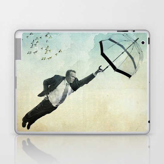flying high Laptop & iPad Skin