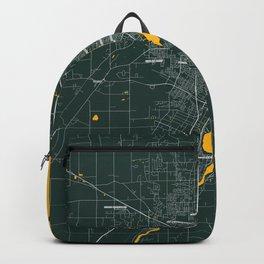 FanMap | NFL Green Bay #01 Backpack