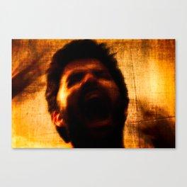 Explicit - Rage Canvas Print
