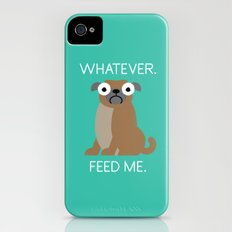 The Pugly Truth iPhone (4, 4s) Slim Case