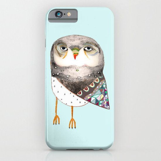 Owl by Ashley Percival iPhone & iPod Case