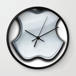 Mapple (Apple parody from The Simpsons) Wall Clock
