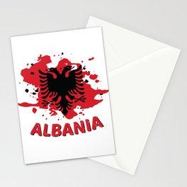 Albanian Kosovo Eagle Gift Stationery Cards