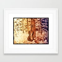 cello Framed Art Prints featuring cello by Jean-François Dupuis