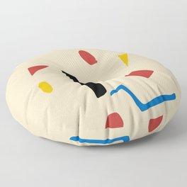 Scatter designs Floor Pillow
