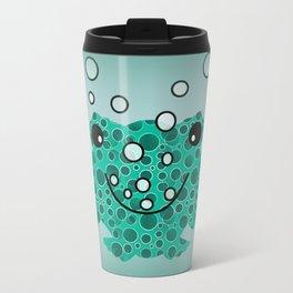 Happy Fish Travel Mug