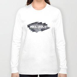 MRS. SOLO Long Sleeve T-shirt