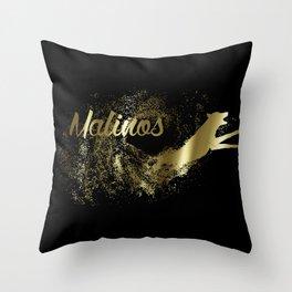 Belgian shepherd - Malinois Throw Pillow