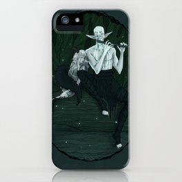 Lullaby iPhone Case