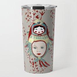 Mermaidoska Travel Mug