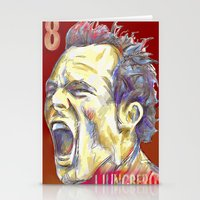 arsenal Stationery Cards featuring Ljungberg by ArsenalArtz