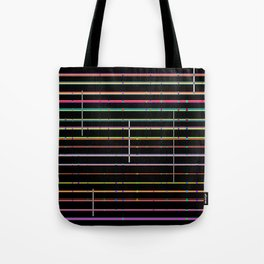 Re-Created Urban Landscape XXII by Robert S. Lee Tote Bag
