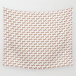 shrimpattern Wall Tapestry