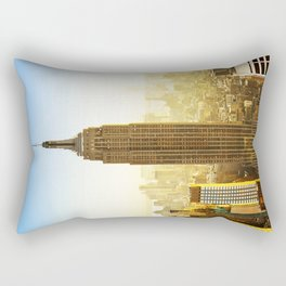 Empire State Building (The City) Rectangular Pillow