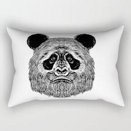 Bigfoot Panda Rectangular Pillow
