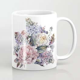 Watercolor Bouquet Coffee Mug