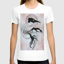 The Crow Woman T-shirt