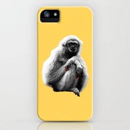 Sexy Gibbon iPhone Case